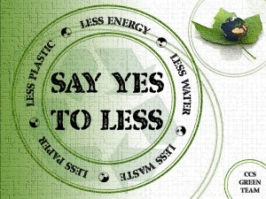 SAY YES TO LESS-2